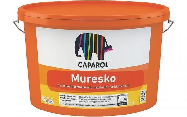 Caparol Capamix Muresko Silacryl Farbton MIX weisserfuchs.de