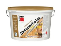 Baumit NanoporColor farbig weisserfuchs.de