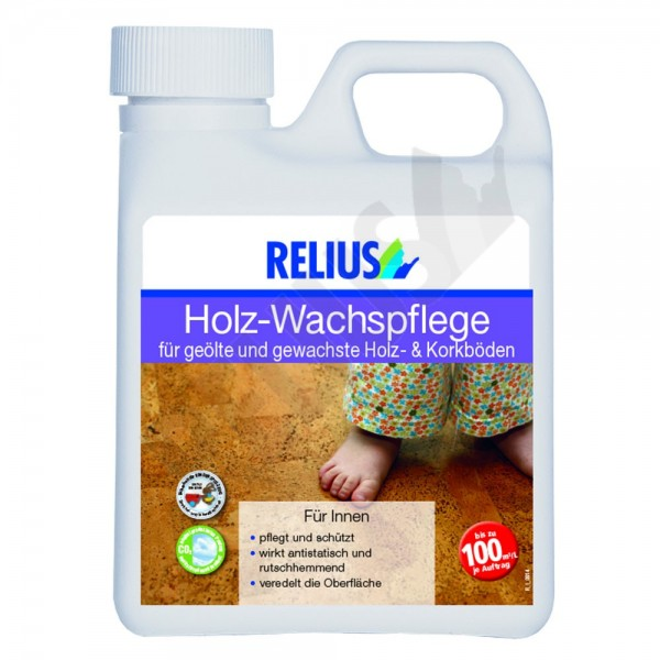 Relius Holz-Wachspflege