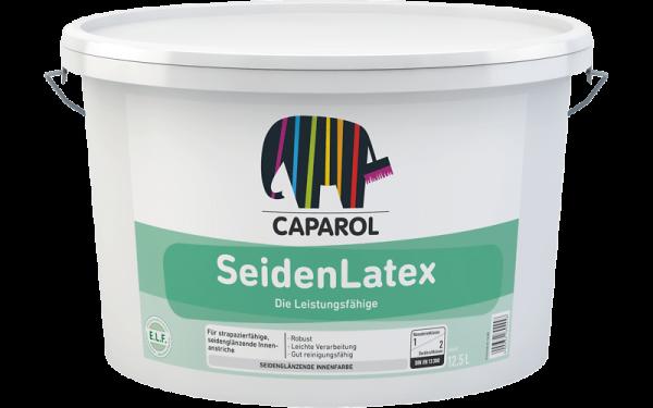 Caparol SeidenLatex ELF weiß weisserfuchs.de Caparol bestes Latex