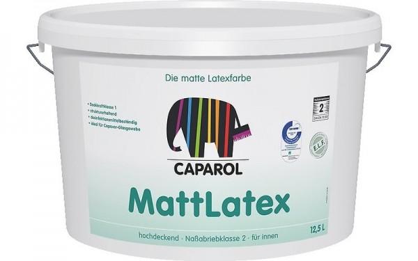 Caparol MattLatex weisserfuchs.de