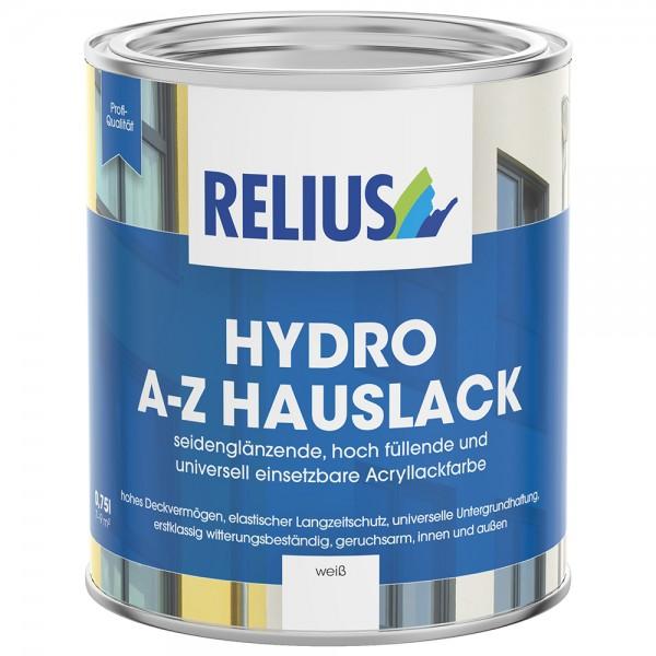Relius Hydro A-Z Hauslack Farbton Mix weisserfuchs.de