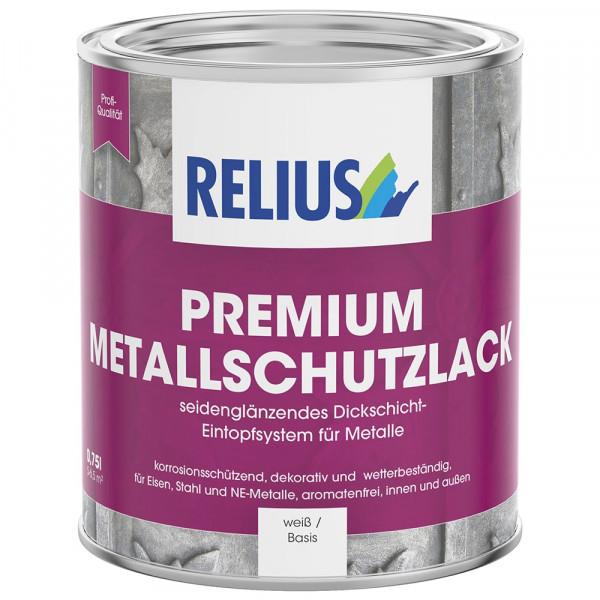 Relius Premium Metallschutzlack weisserfuchs.de
