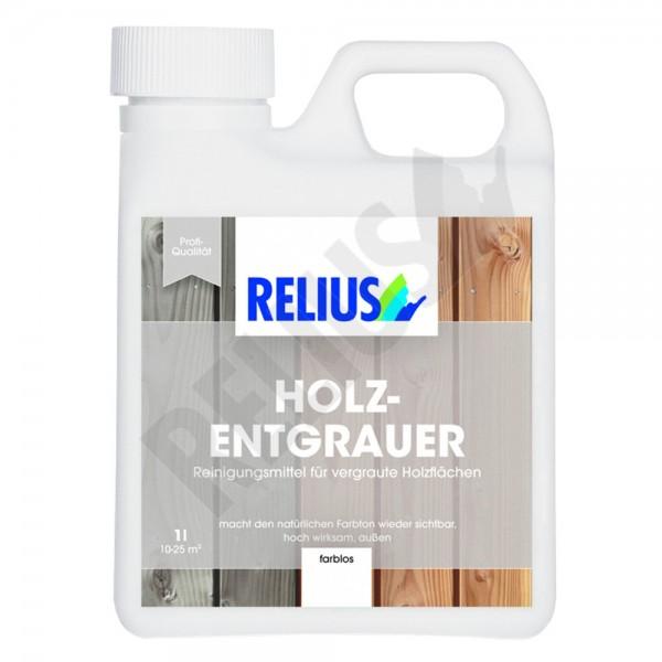 Relius Holz-Entgrauer