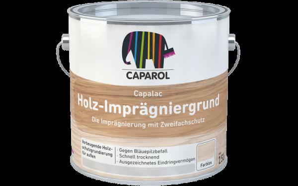 Caparol Capalac Holz-Imprägniergrund farblos weisserfuchs.de