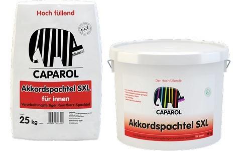 Caparol Akkordspachtel SXL weisserfuchs.de