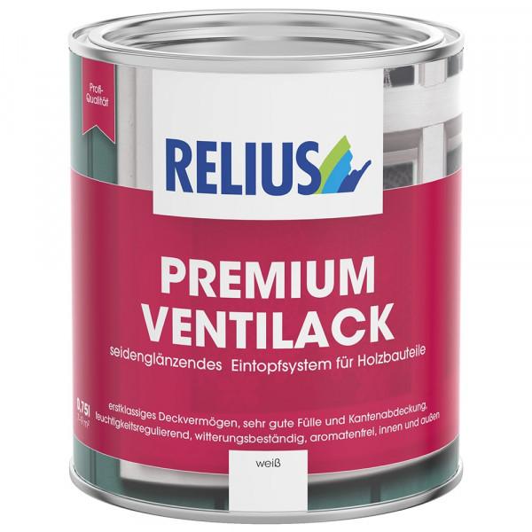 Relius Premium Ventilack weisserfuchs.de