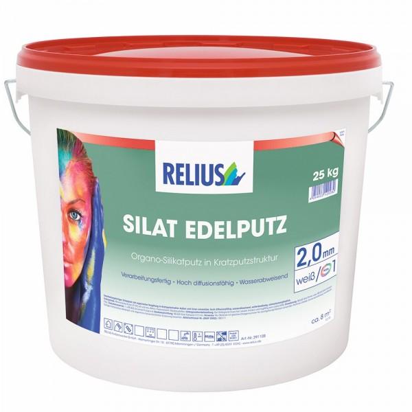 Relius Silat Edelputz weiß weißerfuch.de