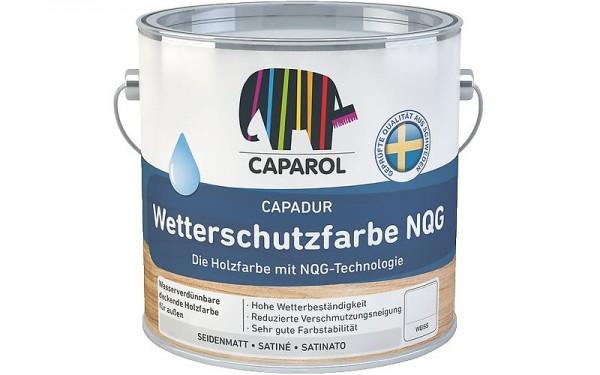 Capadur Wetterschutzfarbe weisserfuchs.de