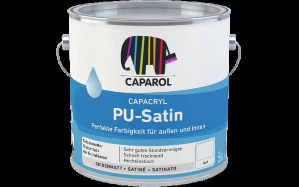Caparol Capacryl PU-Satin Farbton MIX weisserfuchs.de