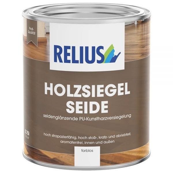 Relius Holzsiegel Seide weisserfuchs.de
