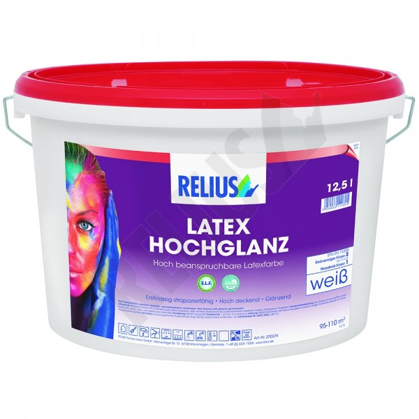 Relius Latex Hochglanz