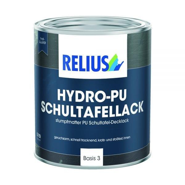 Relius Hydro-PU Schultafellack weisserfuchs.de
