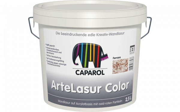 Caparol Capadecor ArteLasur Color weisserfuchs.de