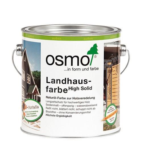 Osmo Landhausfarbe weisserfuchs.de