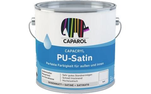 Caparol Capacryl PU-Satin weisserfuchs.de