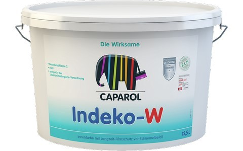 Caparol Indeko-W weisserfuchs.de