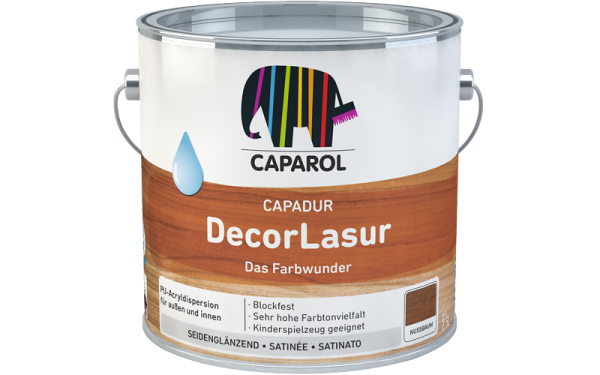 Caparol Capadur DecorLasur weisserfuchs.de