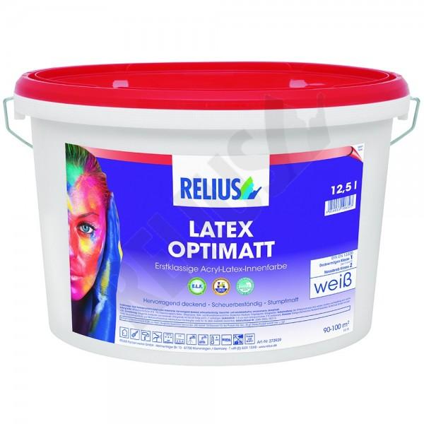 Relius Latex Optimatt weisserfuchs.de