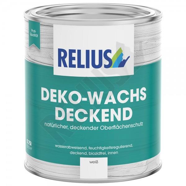 Relius Deko-Wachs deckend