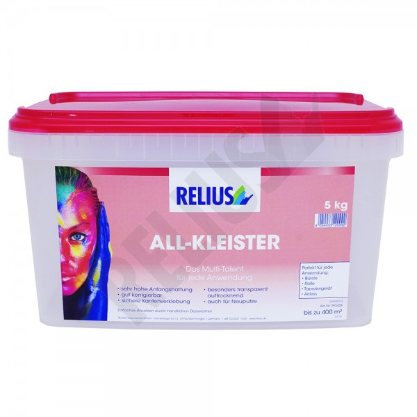 Relius All-Kleister weisserfuchs.de