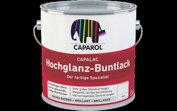 Caparol Capalac Hochglanz-Buntlack Farbton MIX weisserfuchs.de