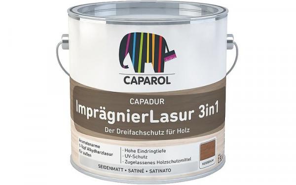 Caparol Capadur ImprägnierLasur 3 in 1 weisserfuchs.de