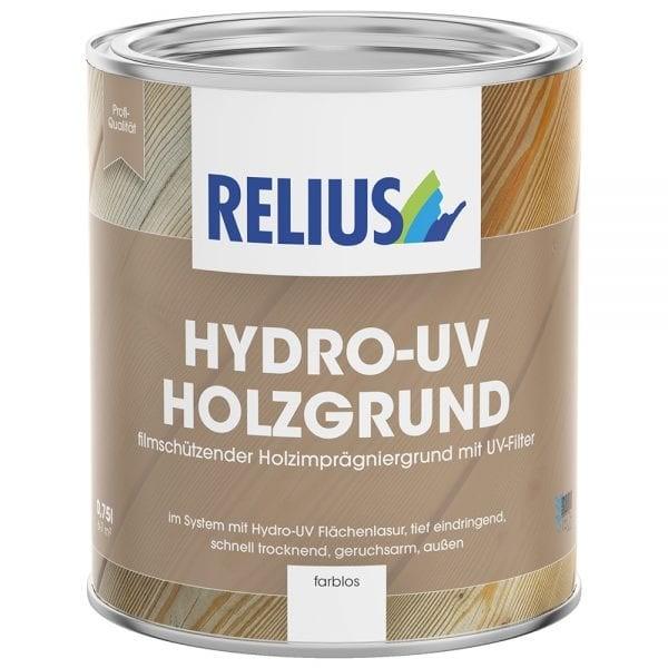 Relius Hydro-UV Holzgrund weisserfuchs.de