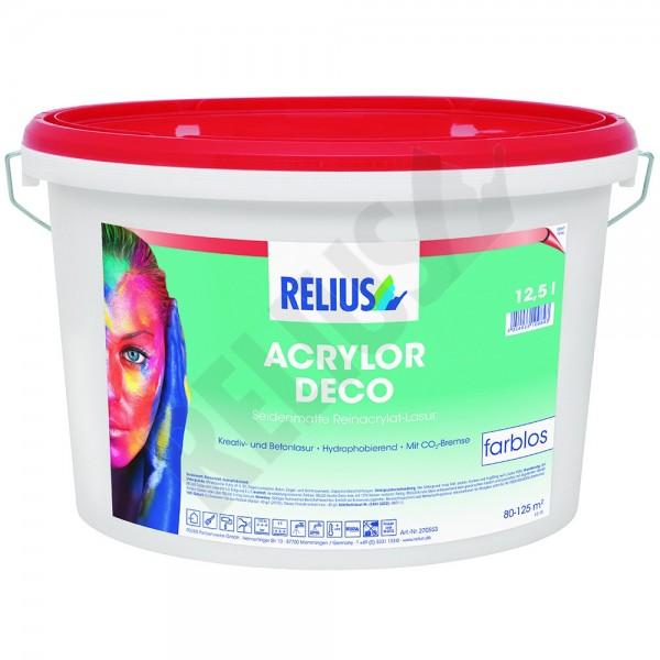 Relius Acrylor Deco