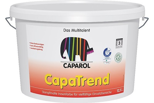 Caparol CapaTrend Farbton Mix weisserfuchs.de