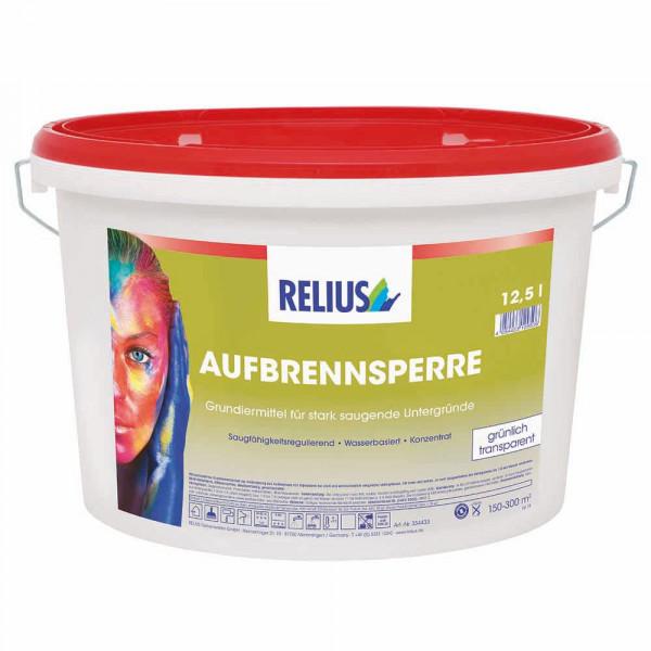 Relius Aufbrennsperre weisserfuchs.de