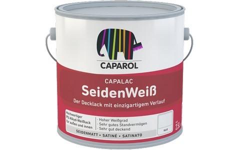 Caparol Capalac SeidenWeiß weisserfuchs.de