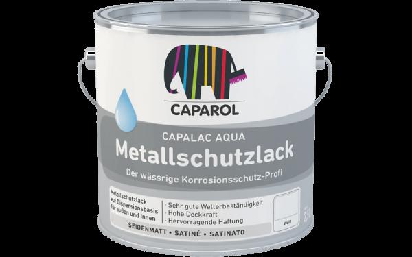 Caparol Capalac Aqua Metallschutz Farbton MIX weisserfuchs.de