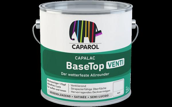 Caparol Capalac BaseTop Venti weisserfuchs.de