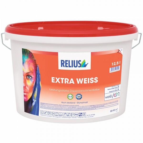Relius ExtraWeiß Farbton MIX weisserfuchs.de