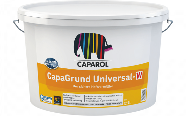 Caparol CapaGrund Universal-W weiß weisserfuchs.de