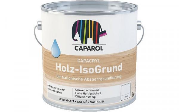 Caparol Capacryl Holz-IsoGrund weisserfuchs.de