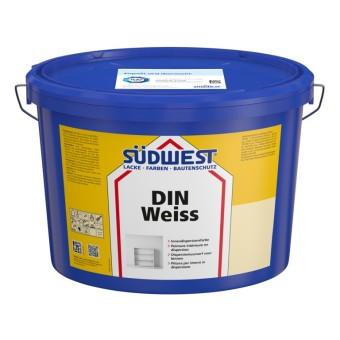 Südwest DIN Weiss weisserfuchs.de