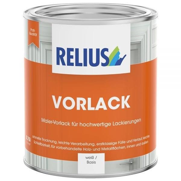 Relius Vorlack weisserfuchs.de
