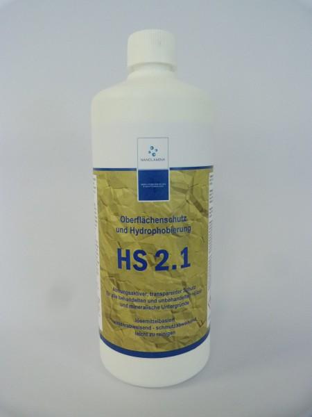Nanolamina Hydrophobierung - für behandelte Flächen ( Holz & Stein 2.1 )