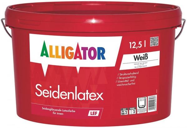 Alligator Seidenlatex LEF weisserfuchs.de