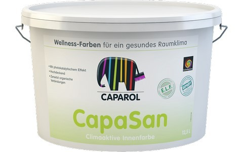 Caparol CapaSan weisserfuchs.de