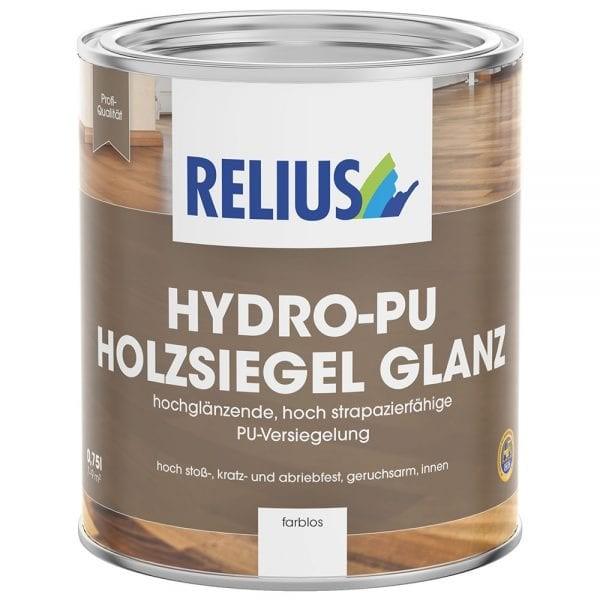 Relius Hydro-PU Holzsiegel Glanz weisserfuchs.de