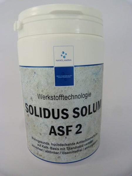 Nanolamina kalkbasierte Antischimmelfarbe ( Solidus Solum ASF 2 )