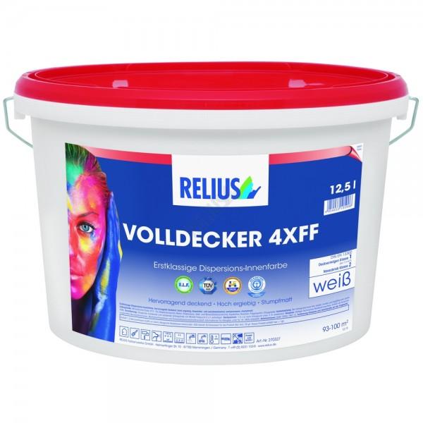 Relius Volldecker weiß 4xff weisserfuchs.de