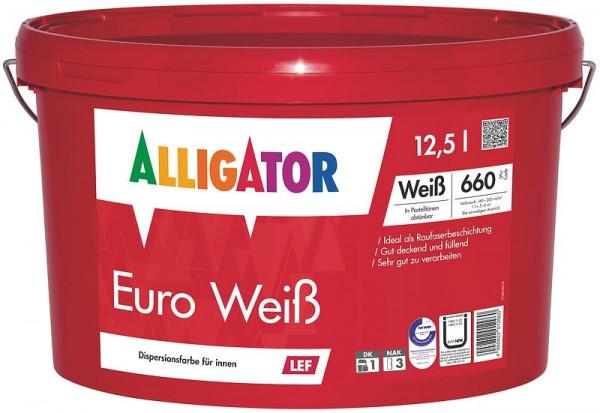 Alligator Euro Weiß LEF Farbtone MIX weisserfuchs.de