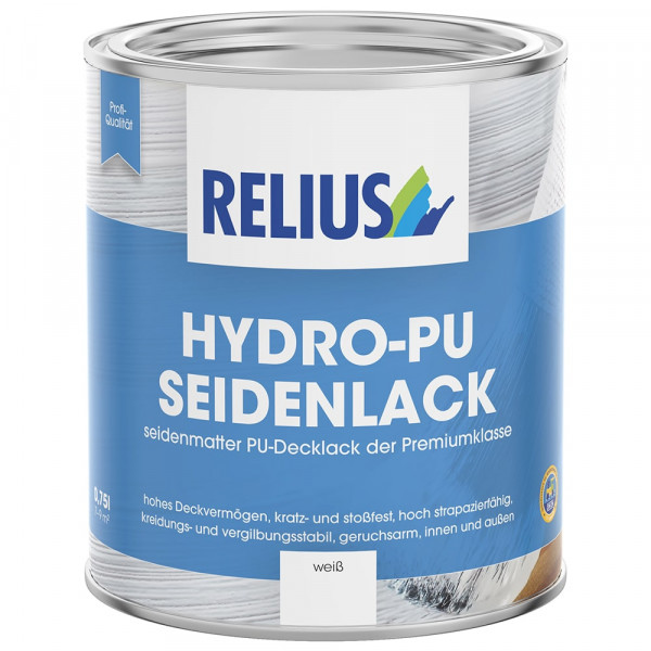 Relius Hydro PU Seidenlack Farbton MIX
